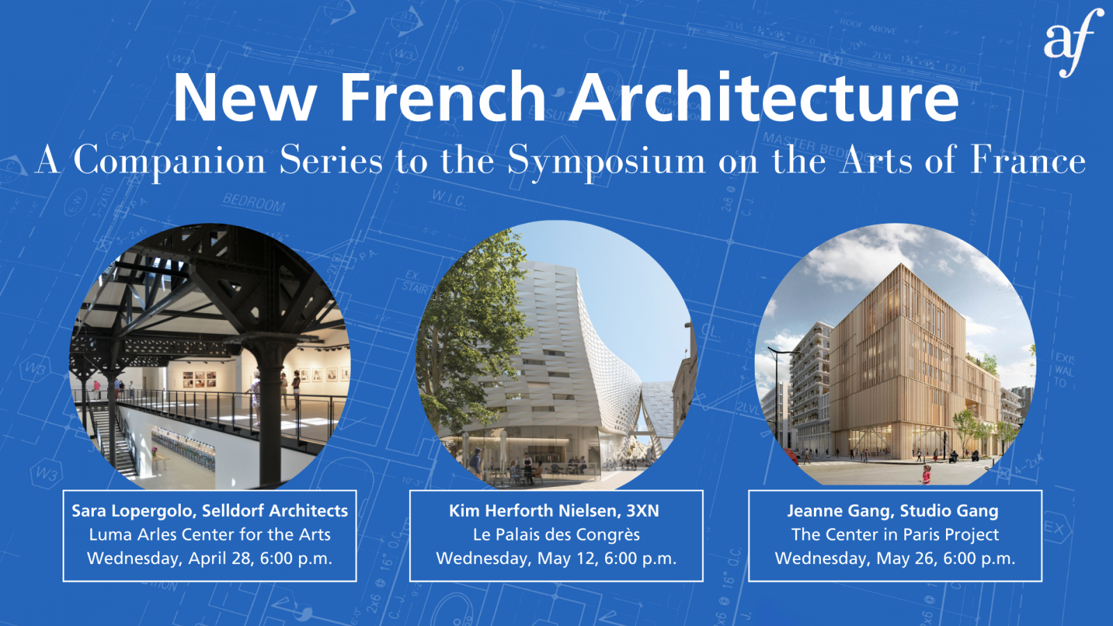 New French Architecture Series