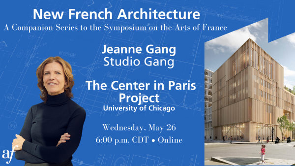 New French Architecture: The Center in Paris Project