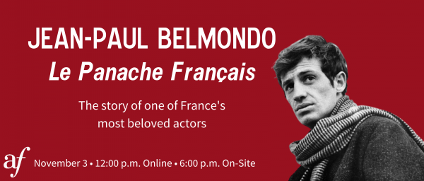Jean-Paul Belmondo Workshop