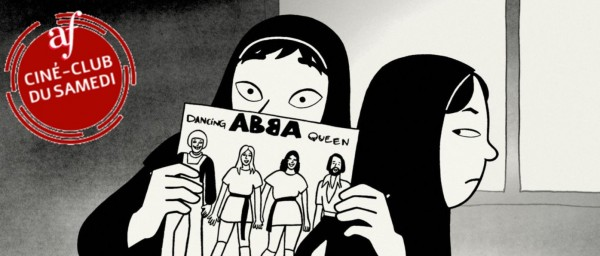 Online Film Club: Persepolis