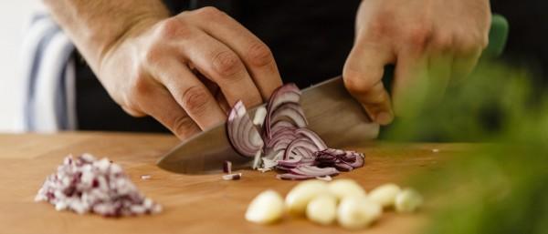Cooking Workshop · Knife Skills and Winter Gratins