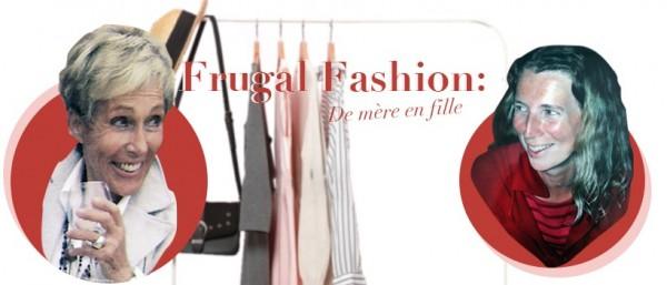 Frugal Fashion: De mère en fille