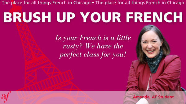 Brush Up on Your French - Spring 2021