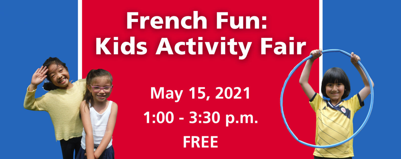 French Fun: Kids Activity Fair