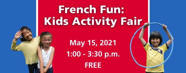French Fun: Kids Activity Fair