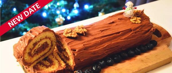 Family Chefs · Bûche de Noël