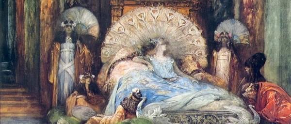 Sarah Bernhardt: The Art of High Drama