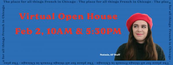 Open House - Winter 2021