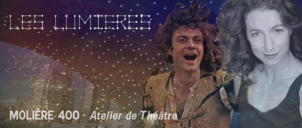 Molière 400 : Atelier de Théâtre