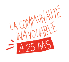 B) Logo La Communauté I...